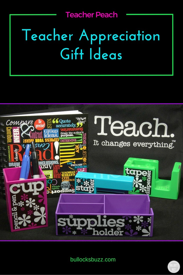 Teacher Appreciation Gift ideas Teacher Peach main