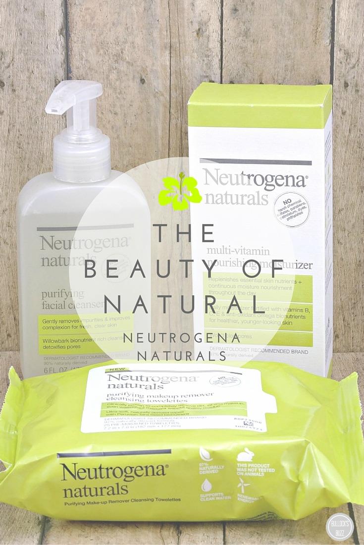 The Beauty of Natural Neutrogena Naturals main image
