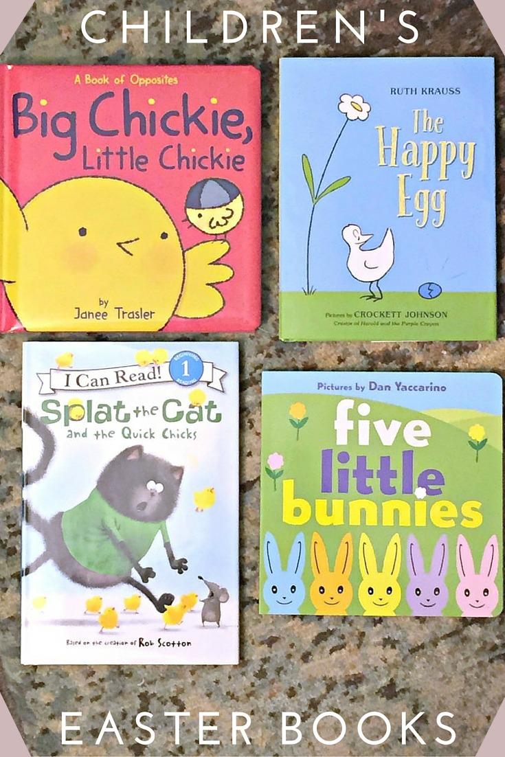children's easter books main image