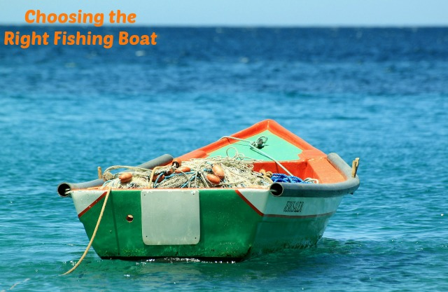3 Tips on Choosing the Right Fishing Boat