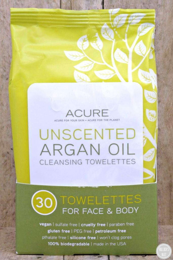 ecocentric mom acure facial towelettes