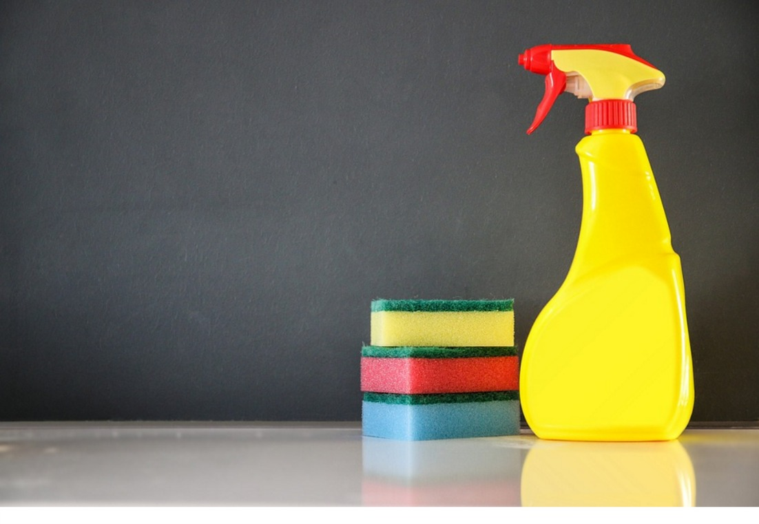 help busy parents save time cleaning