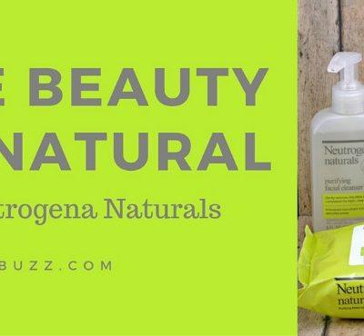 Neutrogena Naturals: The Beauty of Natural