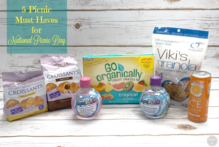 5 Picnic Must-Haves for National Picnic Day