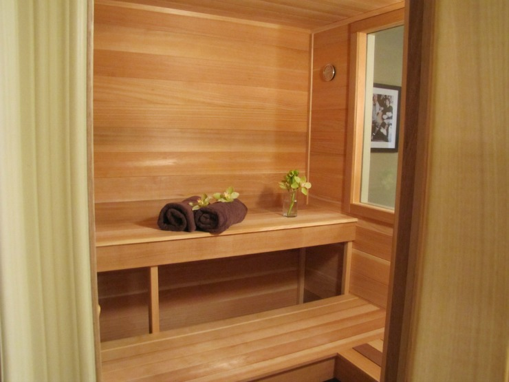 Learn How To Double The Value Of Your Home Right Now add unique features like a sauna