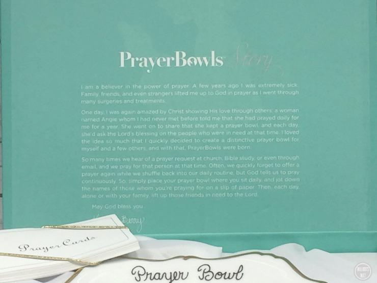 PrayerBowls main story