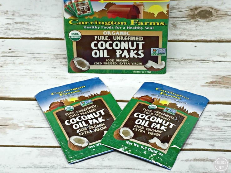 ways to reduce stress coconut oil pack