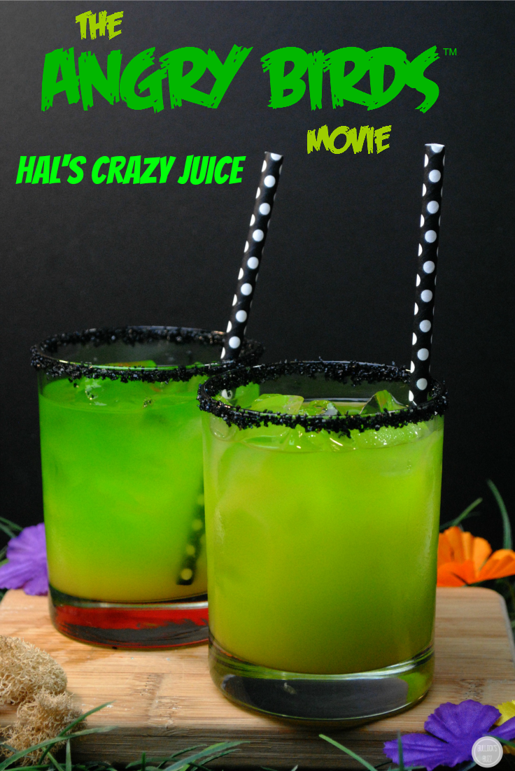 Hal Crazy Juice Angry Birds Inspired Kid's Fruit Punch main image