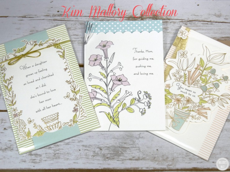 Hallmark Mother's Day Cards and Gifts The Pretty Witty Collection Kim Mallory Collection cards