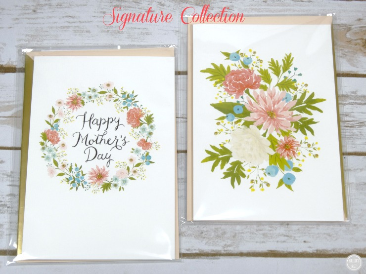 Hallmark Mother's Day Cards and Gifts The Pretty Witty Collection Signature Collection cards