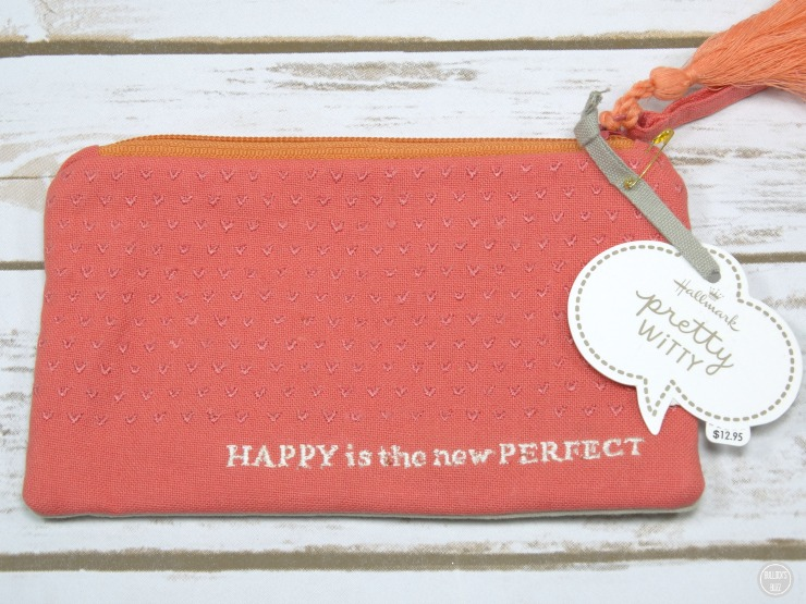 Hallmark Mother's Day Cards and Gifts The Pretty Witty Collection wristlet