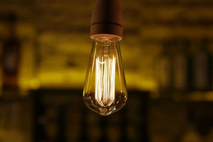 How To Make Your Family Room More Eco-Friendly lightbulbs