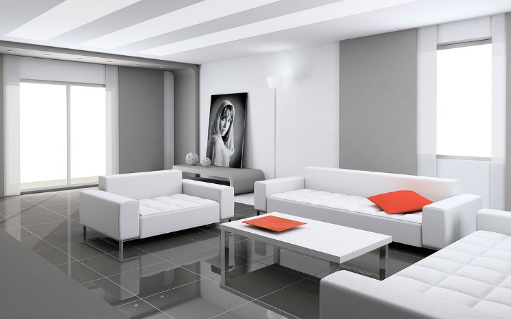 How To Profit From A Fixer-Upper Property living room