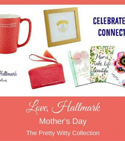 Hallmark Mother's Day Cards and Gifts: The Pretty Witty Collection
