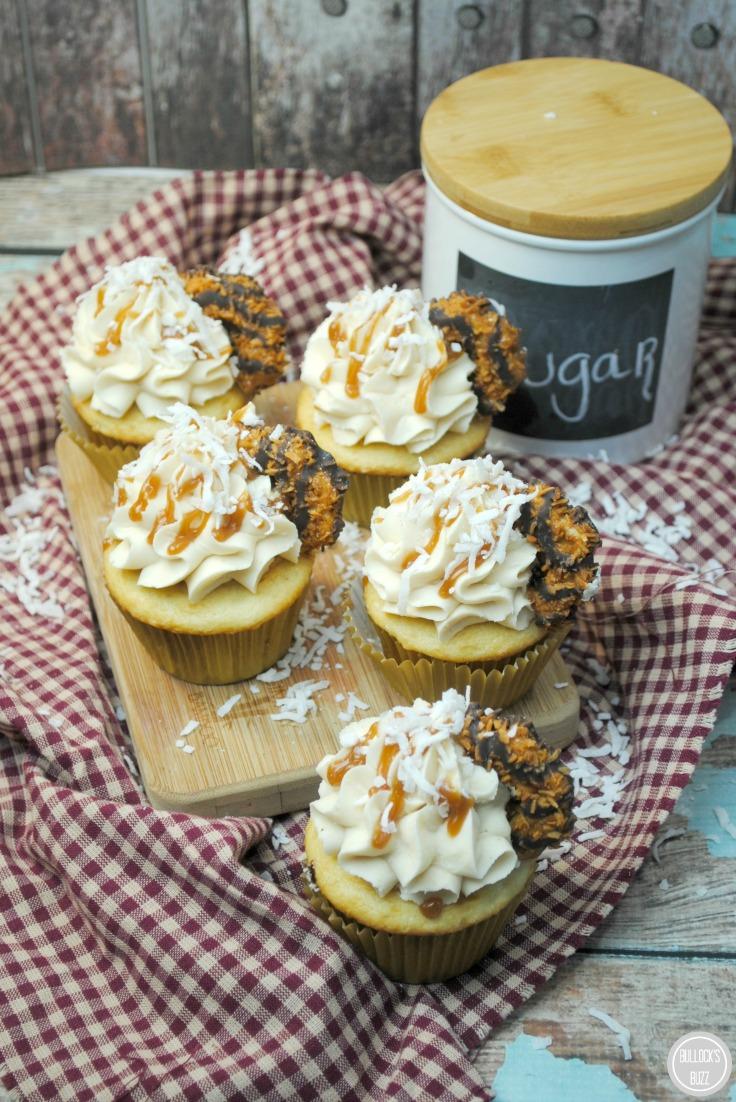 Samoa Cupcakes 5a