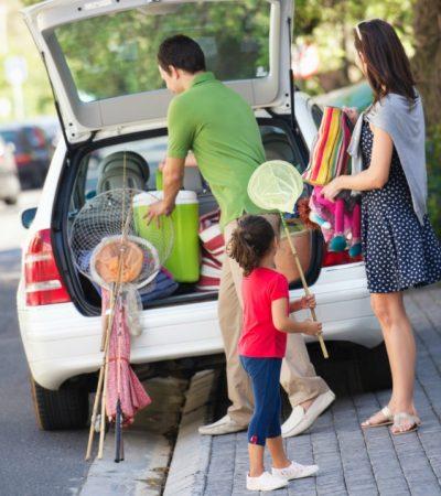 Road Trip Activities for Kids – No Electronics Needed!