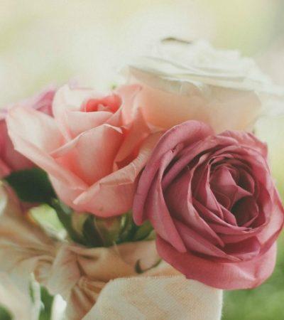Organic vs Freshly Picked Flowers for Weddings