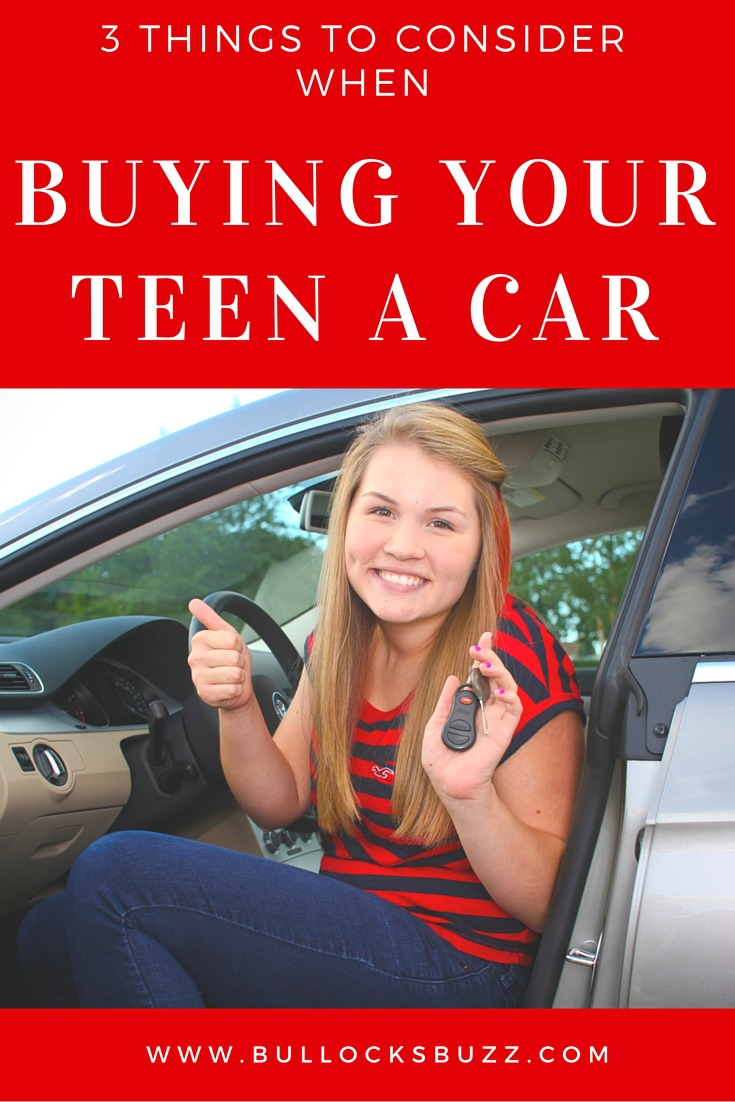 3 Things to Consider When Buying Your Teen A Car main