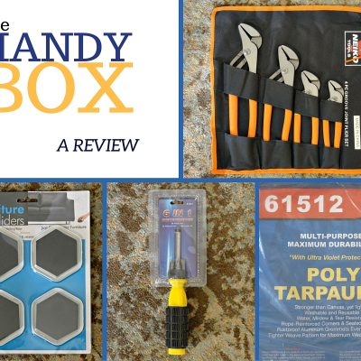 The Handy Box: Monthly Subscription Box for DIY-ers & Handy People