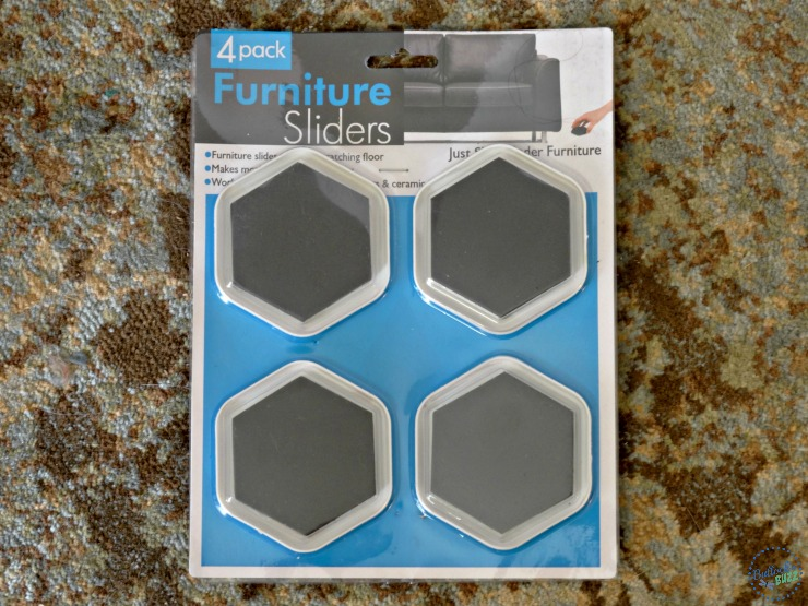 The Handy box review furniture pads