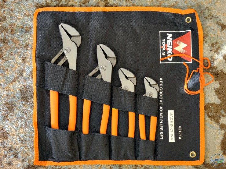 The Handy box review pliers