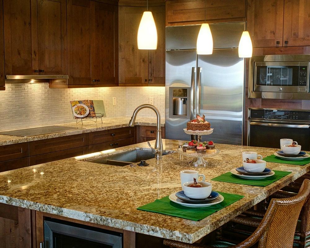 family kitchen image 1