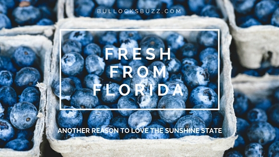 Fresh From Florida: One More Reason to Love The Sunshine State