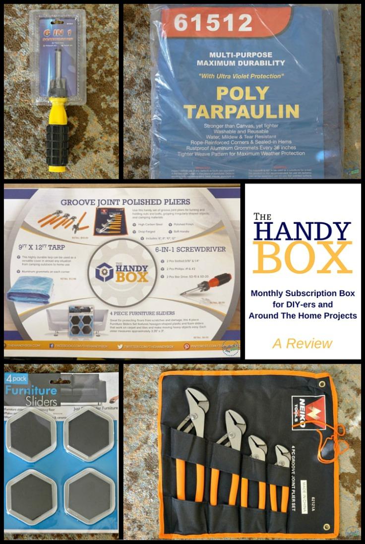the handy box main image