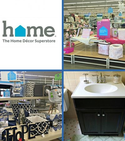 Decorating Small Spaces with At Home Stores