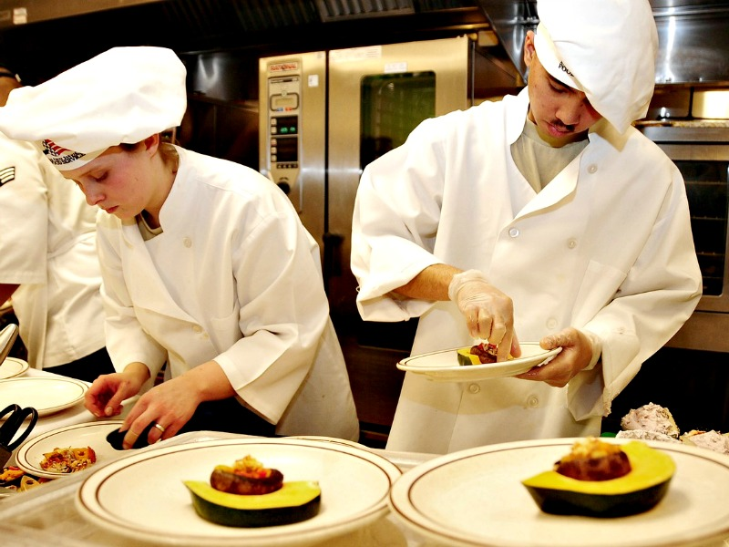 becoming a chef Not everyone goes to culinary school with the intention of becoming a chef and education of any sort has many life benefits far beyond the skills one.