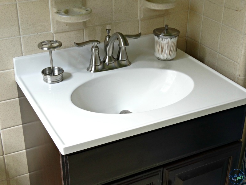 7 Faucet Finishes For Fabulous Bathrooms: 1960's Ranch Bathroom Remodel