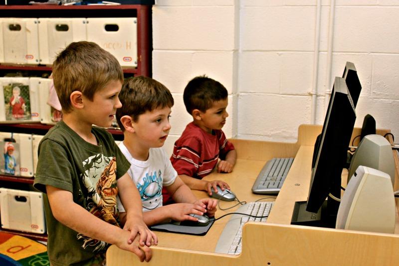 early childhood education main