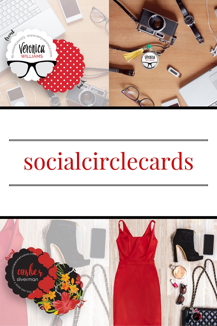 social networking cards by socialcirclecards main image