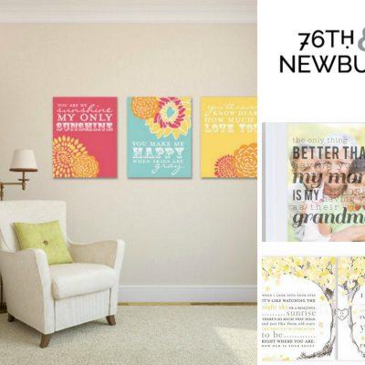 4Unique Ways to Preserve Special Memories: 76th & Newbury
