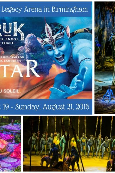 TORUK – The First Flight by Cirque du Soleil | Legacy Arena