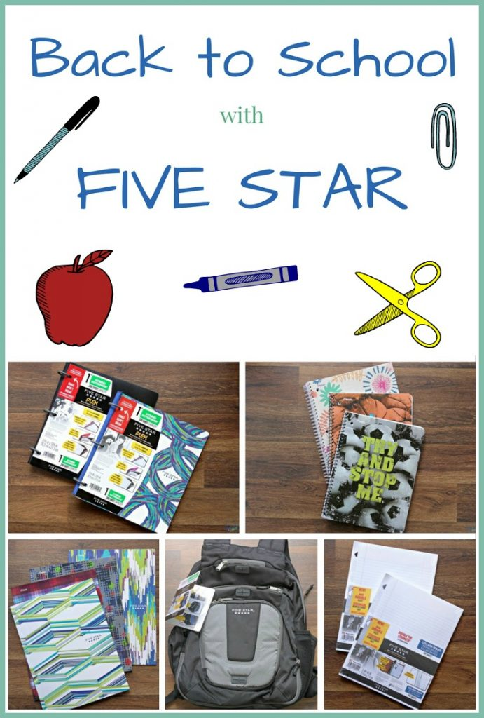 back to school five star main