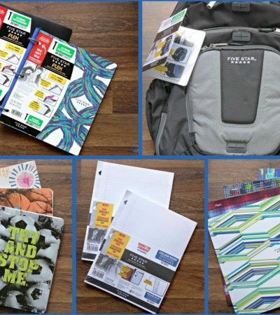 Five Star – Back to School Supplies