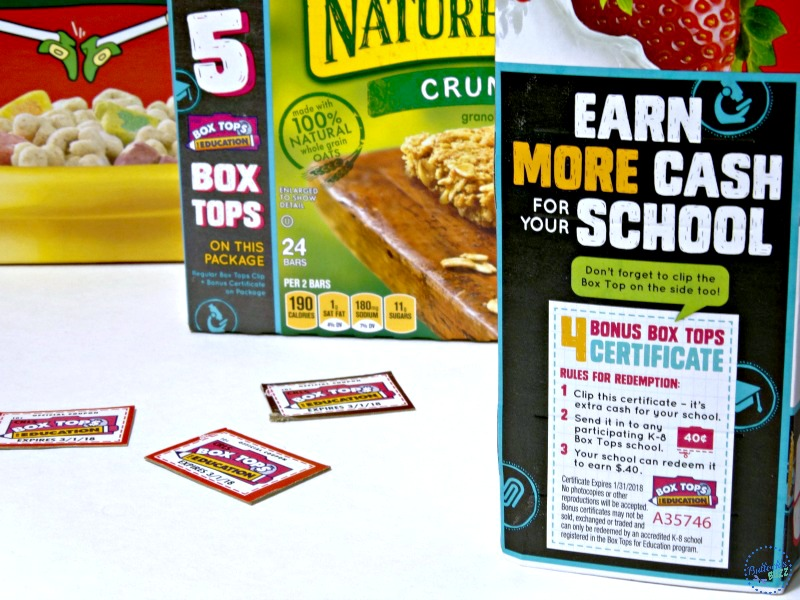 box tops for education crayon storage image2a & DIY Box Tops for Education Holder - Colorful Crayon