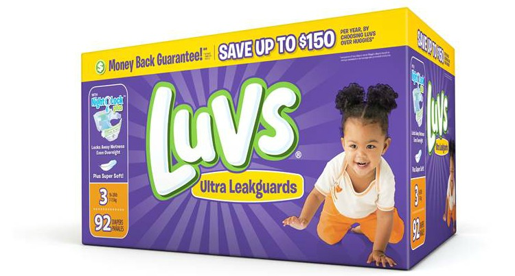 diy diaper deodorizing disk plus coupon for luvs diapers in paper on sunday luvs diapers