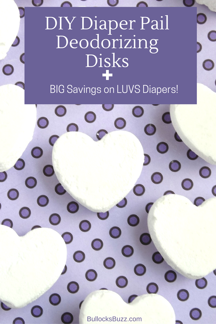diy diaper pail deodorizing disks luvs diapers coupons main image1