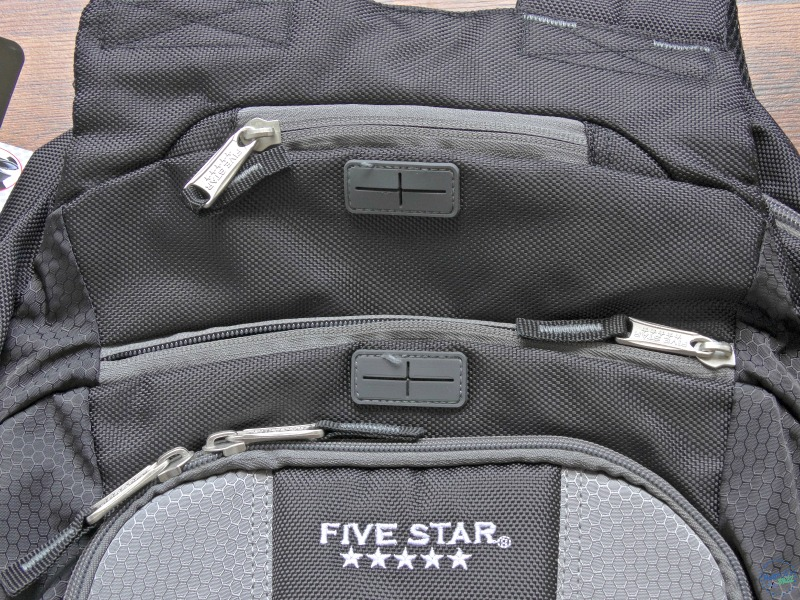 five star back to school ultimate tech backpack multiple pockets