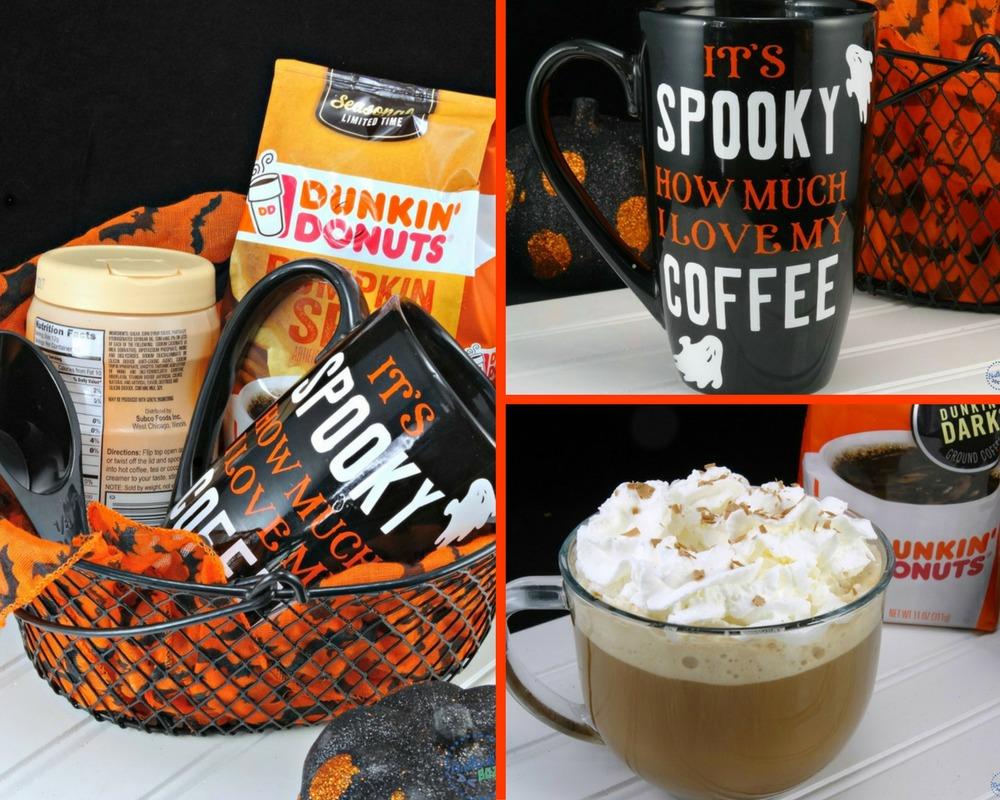 hazelnut mocha delight coffee recipe diy halloween coffee mug