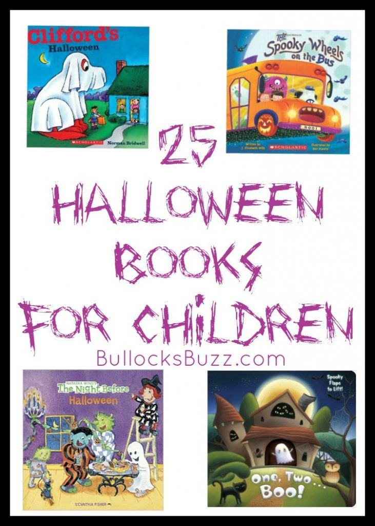 25 halloween books for children not so scary halloween stories