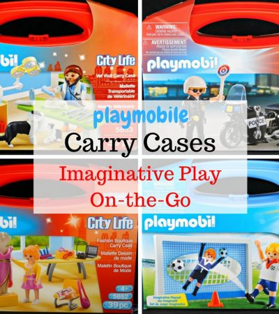 playmobil Carry Cases – Imaginative Play On-the-Go