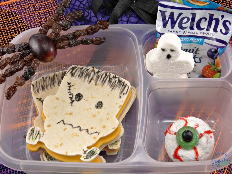 halloween-lunch box-