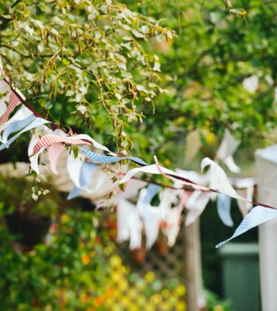 Don't Have A Garden Party Until You Have Done These 4 Things!