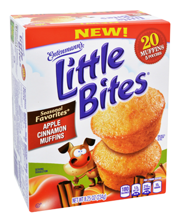 Entenmann's-fall-flavor-giveaway-apple-cinnamon-little-bites-muffins
