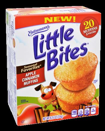 Entenmann's-fall-flavor-giveaway-apple-cinnamon-little-bites-muffins
