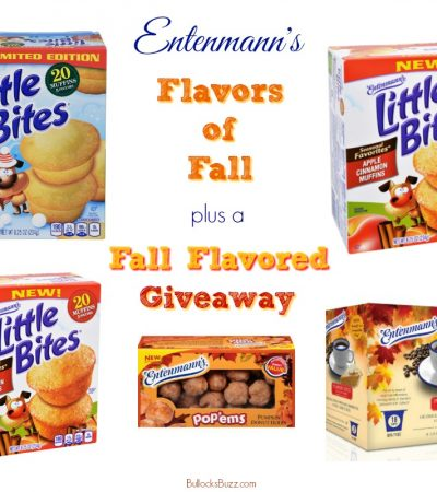 Entenmann's Flavors of Fall