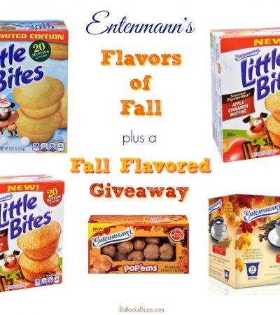 Entenmann's Flavors of Fall